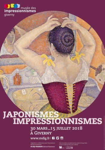 manifesto mostra giverny japonisme impressionisme
